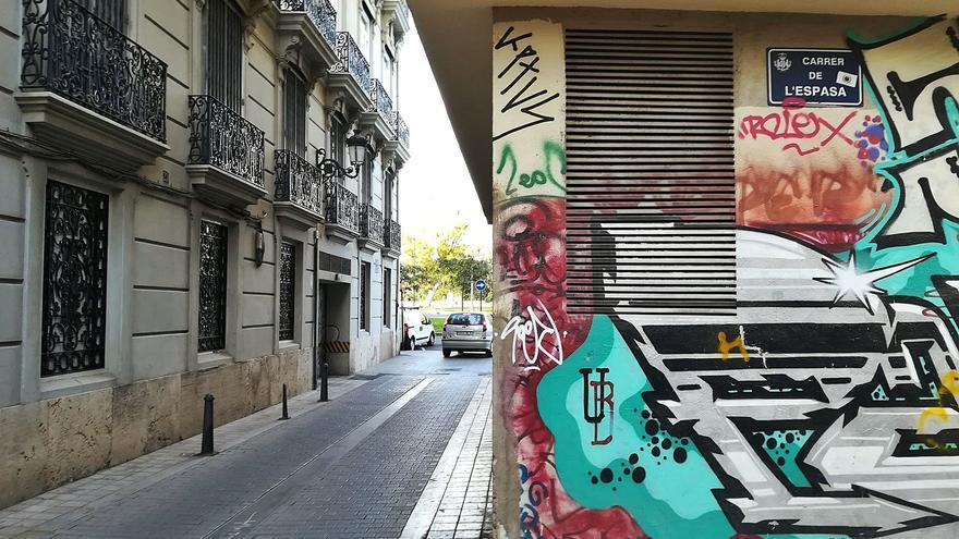 Contra eso del 'arte' urbano