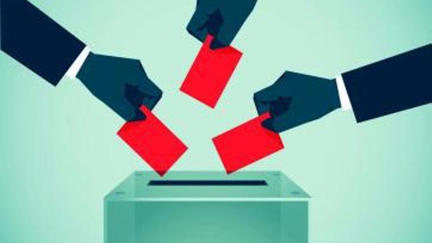 Personas o votos