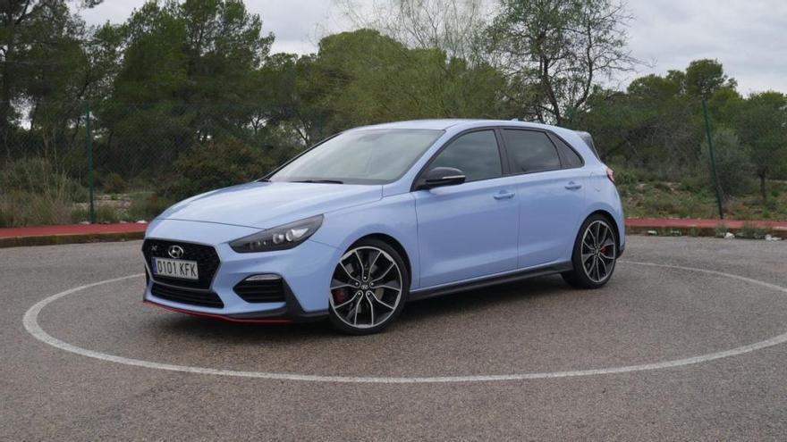 Probamos el nuevo Hyundai i30 N Performance: Estilo GTi