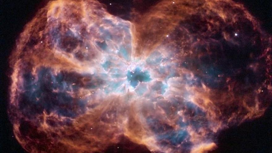 La NASA muestra cómo morirá el Sol en 5.000 millones de años