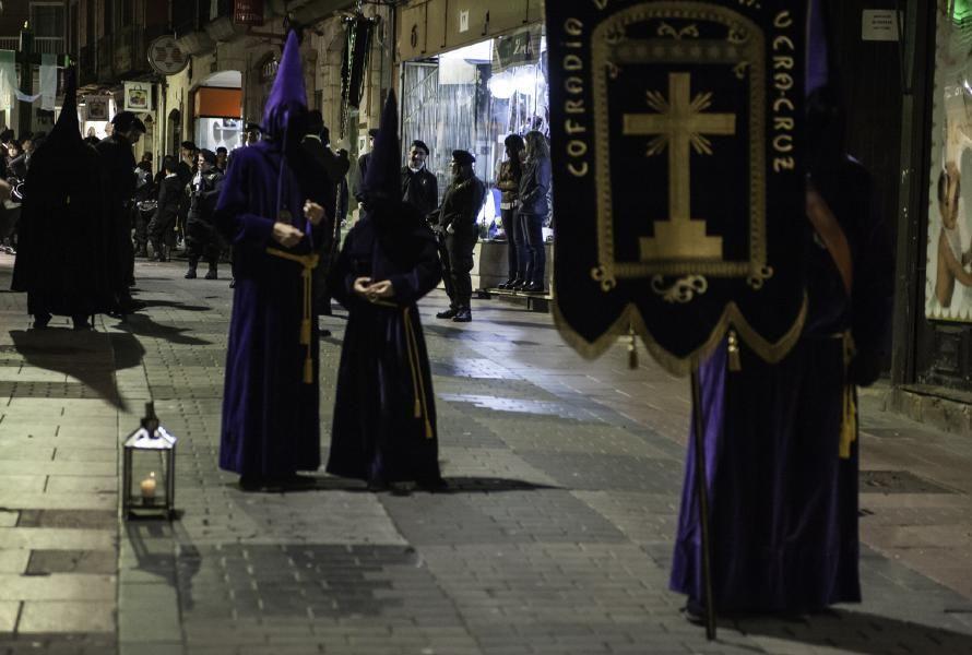 Procesión de la Santa Vera Cruz.