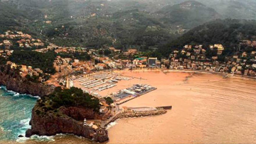 Inundaciones en Mallorca: El temporal causa estragos en la isla