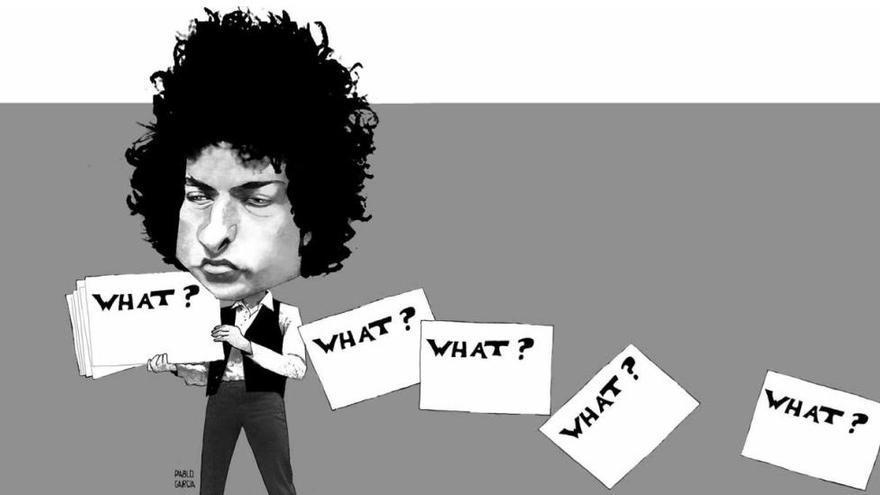 Bob Dylan, Odiseo encadenado