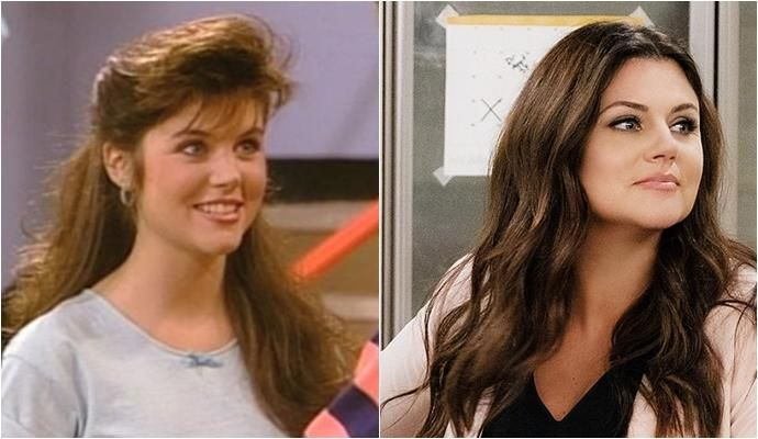 Tiffani-Amber Thiessen –'Salvados por la campana' (1989-1993). NBC | Netflix