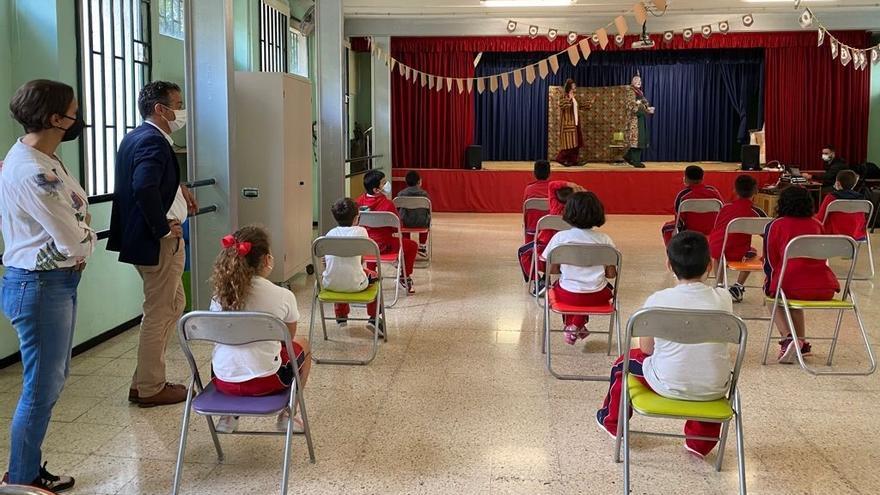 Tarife acerca el teatro a los cinco colegios del distrito Salud-La Salle