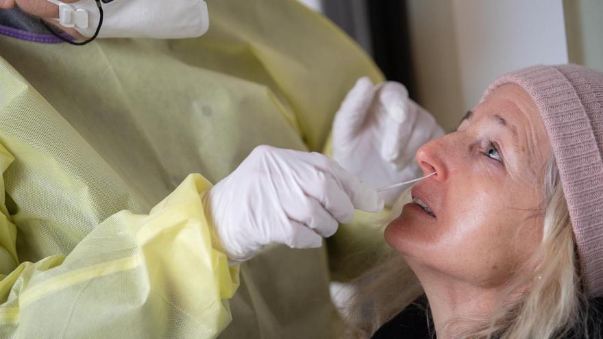 Los contagios vuelven a estabilizarse en Asturias: Salud confirma 117 nuevos casos