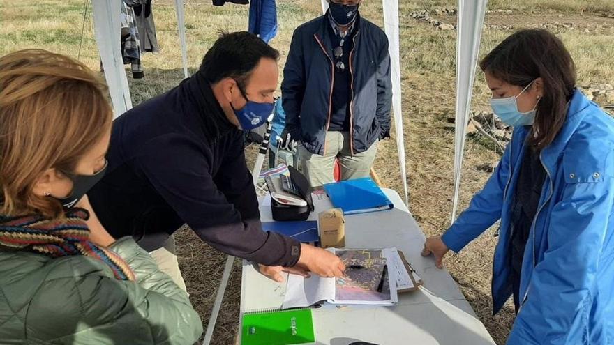 La Junta inicia el Plan General de Investigación en el enclave arqueológico de Ategua