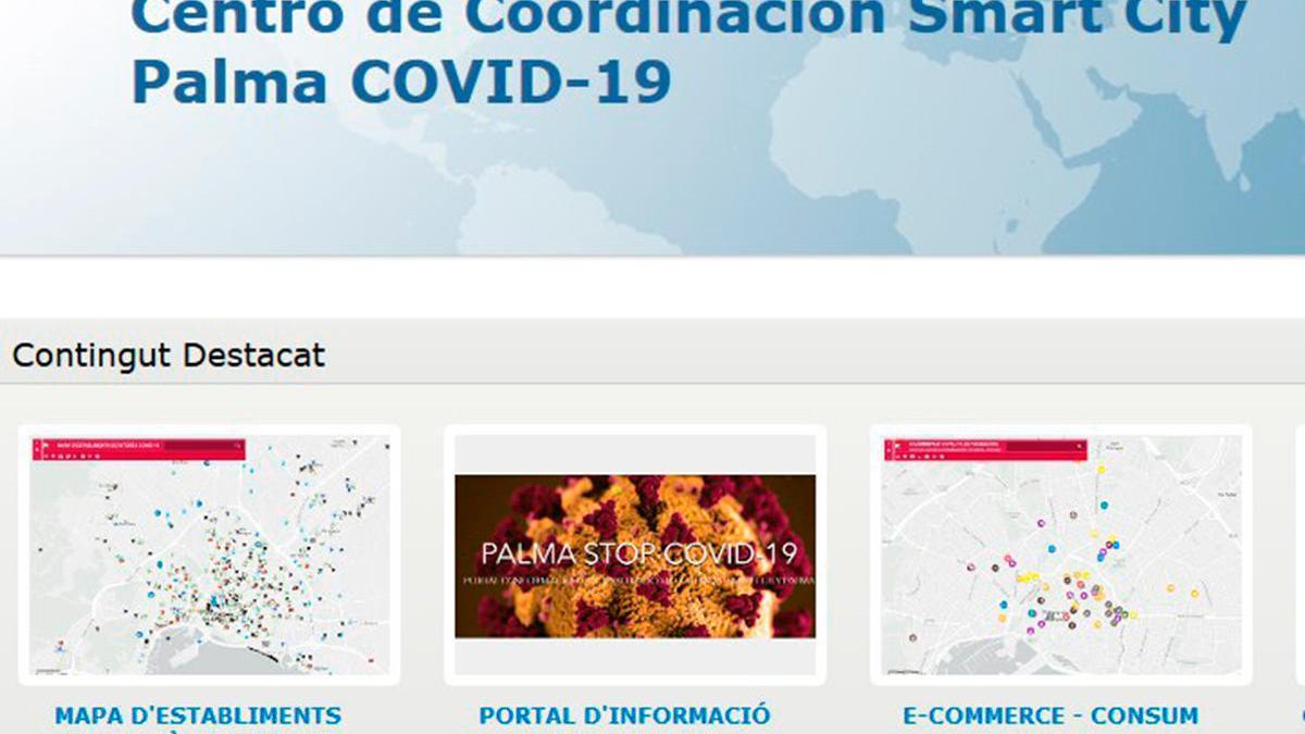 Cort crea un mapa de los puntos más vulnerables de la pandemia en Palma