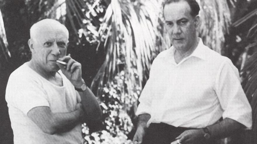 El Bellas Artes dedica una jornada a la relación entre Picasso y Cela