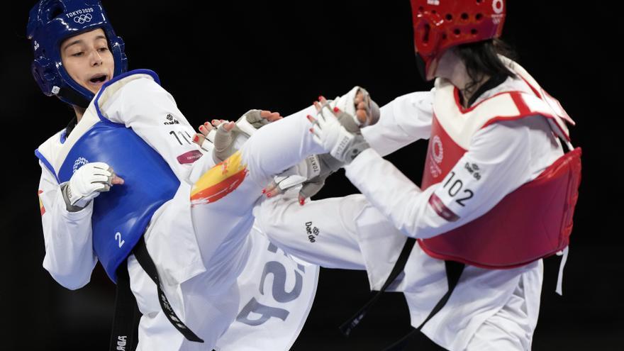 Adriana Cerezo luchará por la medalla de oro en su debut olímpico en Tokio