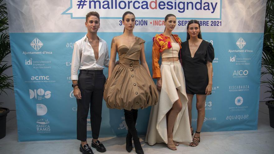 Carolina Galvis gana el Premio Balear de Moda  con su proyecto 'Olk'