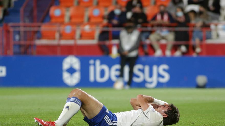 El Zaragoza no gana para disgustos