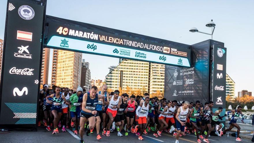 Nuevas sanciones en el Maratón Valencia y Medio Maratón