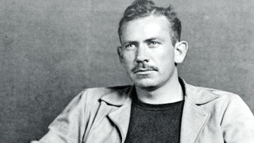Viaje de Steinbeck por el  sueño social de posguerra