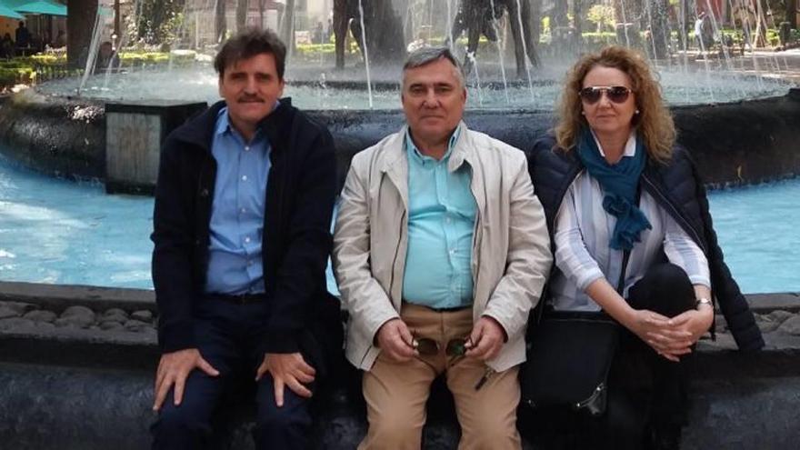 El murciano-mexicano Enrique Serna Rodríguez