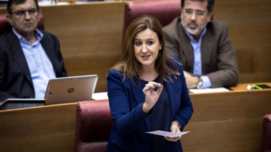 María José Catalá, elegida Síndica del grupo popular en Les Corts
