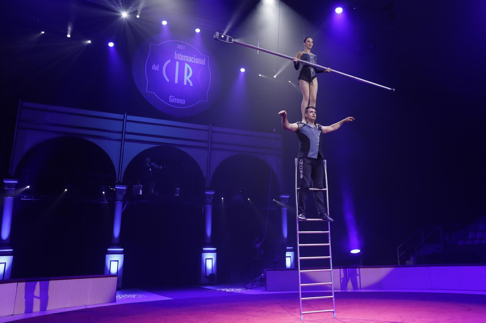 Presentació del Festival Internacional del Circ de Girona