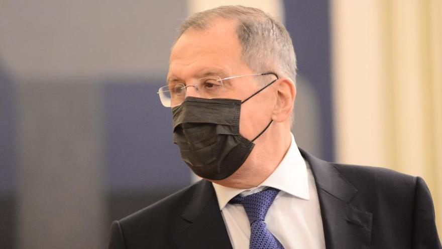 Lavrov asegura que Rusia está dispuesta a romper relaciones con la UE