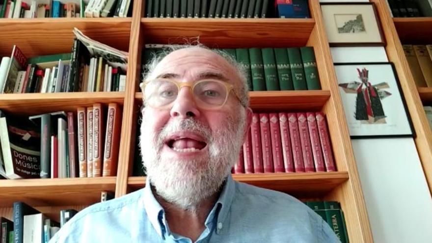 Pere Estelrich avanza los contenidos de Bellver