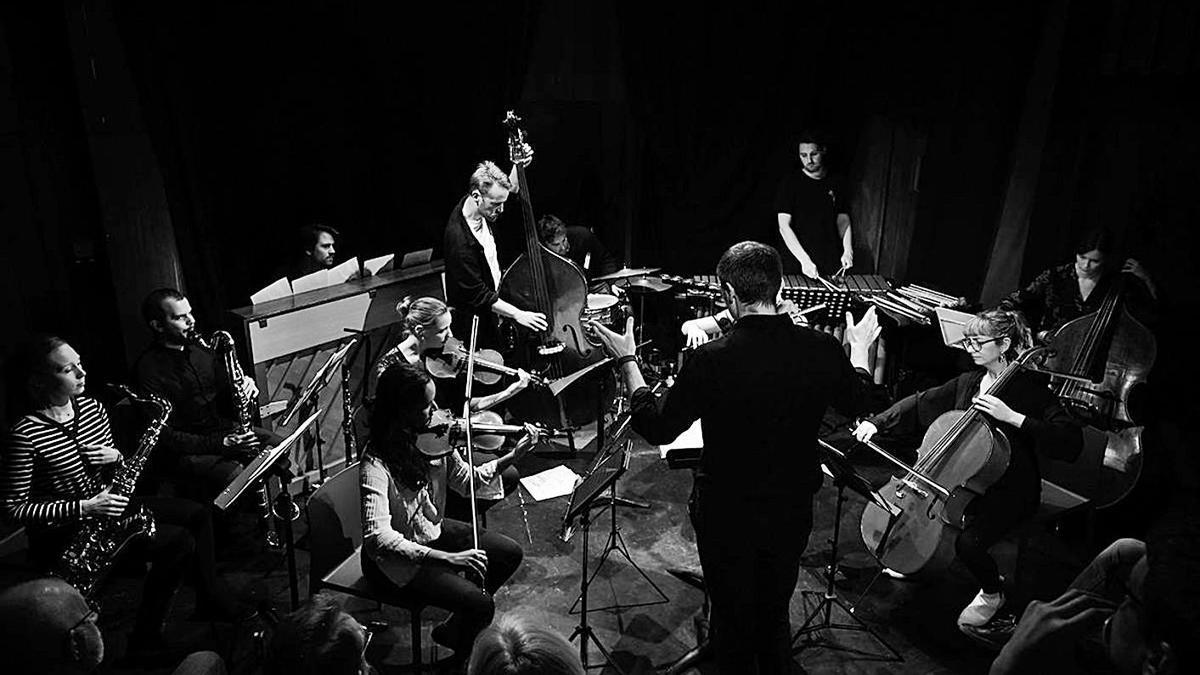Una de les agrupacions que actuaran en el festival Ensems.  | LEVANTE-EMV