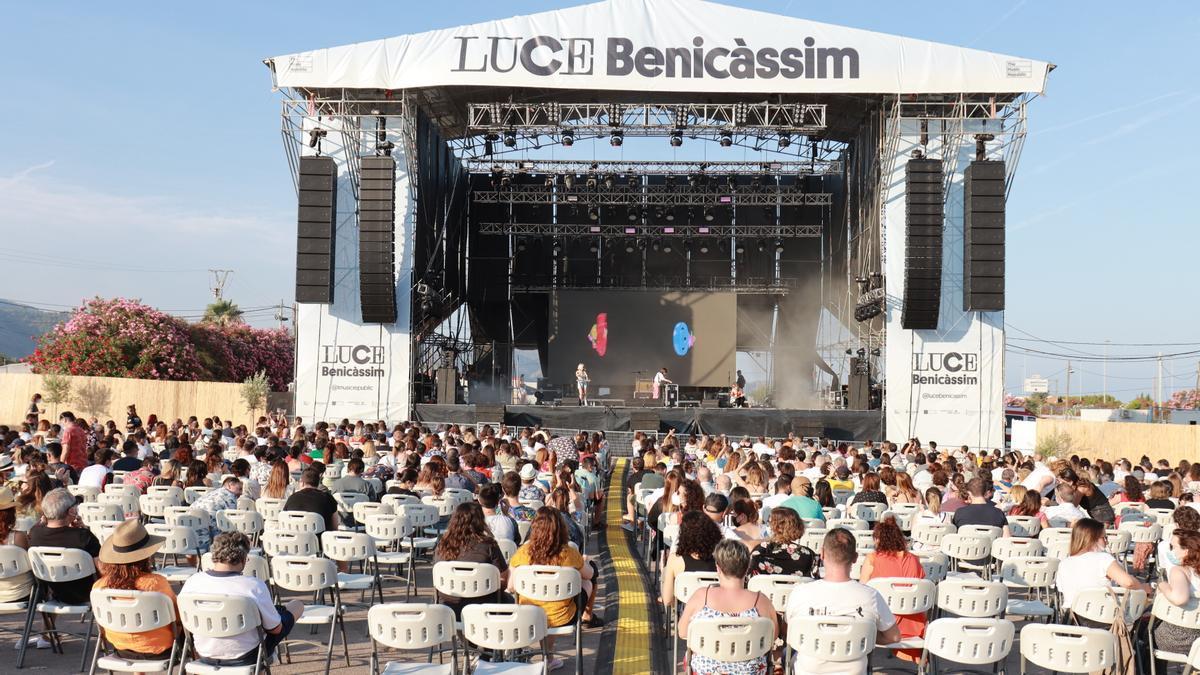 'Luce Benicàssim' levanta el telón