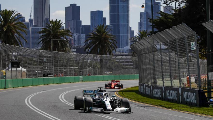Horarios y dónde ver el GP de Australia de Fórmula 1