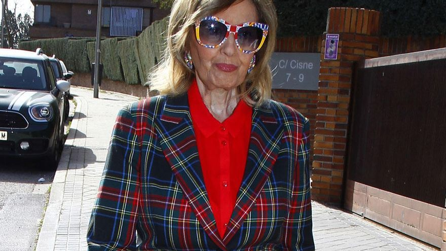 María Teresa Campos, de youtuber a instagramer