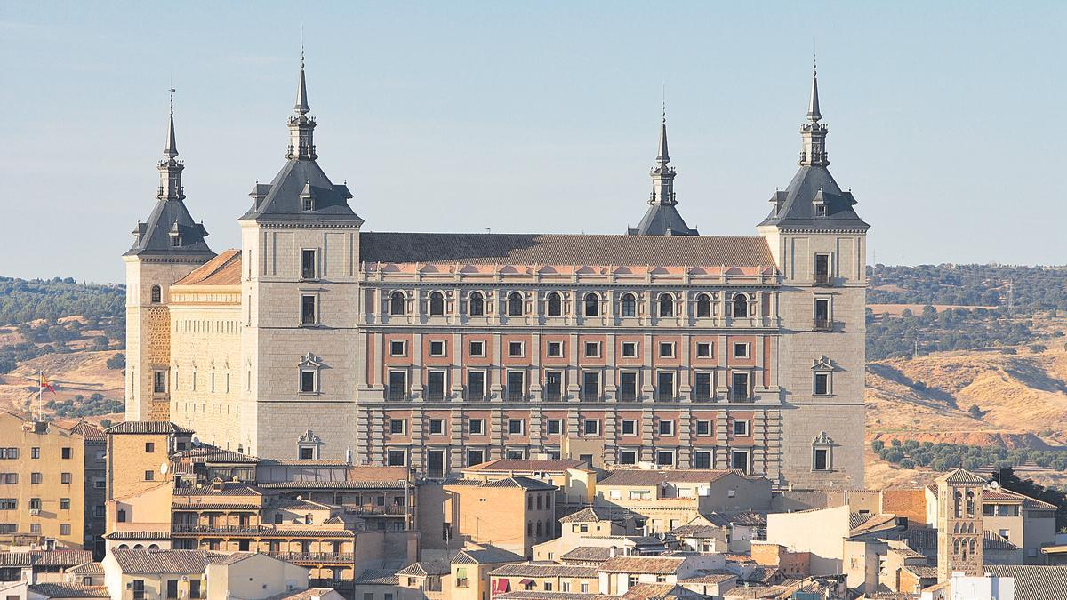 Alcázar de Toledo, un fortín simbólico