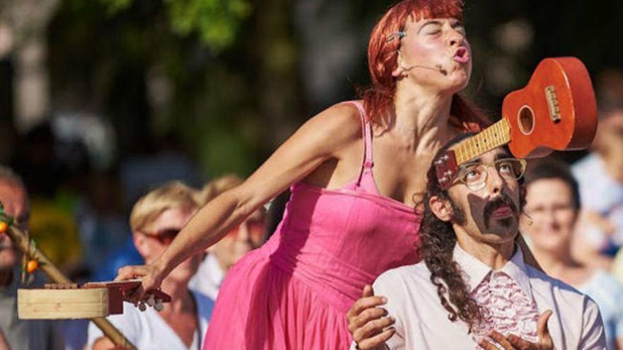 Mostra Viva vuelve este fin de semana a los Jardines del Turia