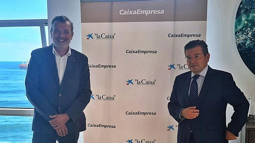 CaixaBank y Satocan impulsan el desarrollo del parque eólico Tenefé