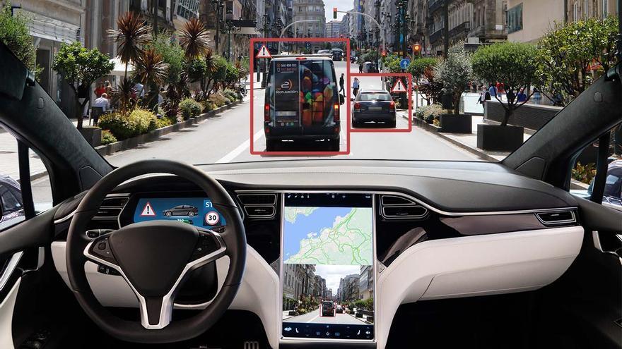 Vigo pelea por acoger un nuevo centro para homologar tecnologías del coche conectado