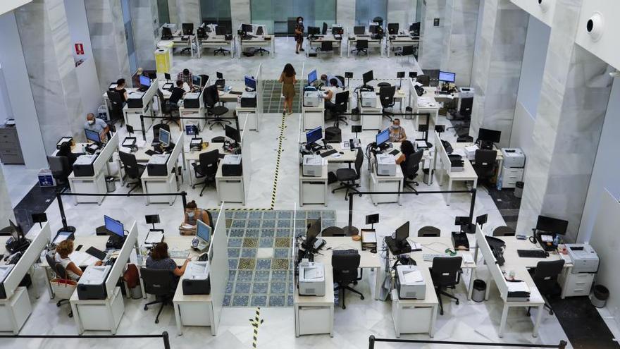 Hacienda amplía al 18 de enero el pago de algunos impuestos por Filomena
