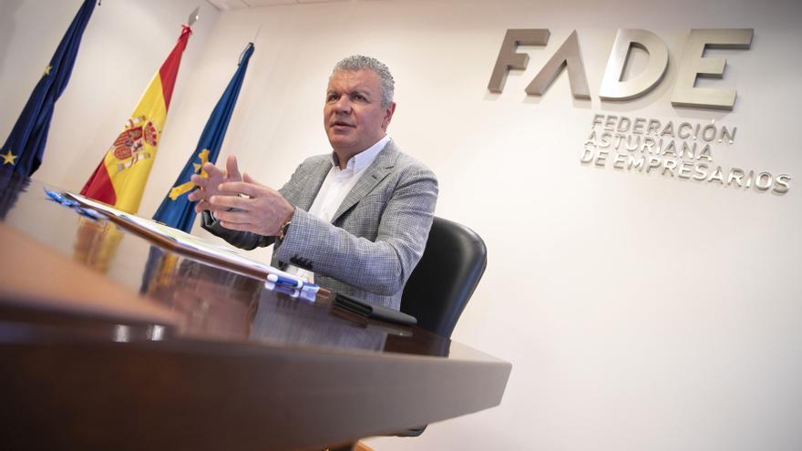 """La patronal asturiana cree que una subida de impuestos """"lastrará la recuperación"""""""