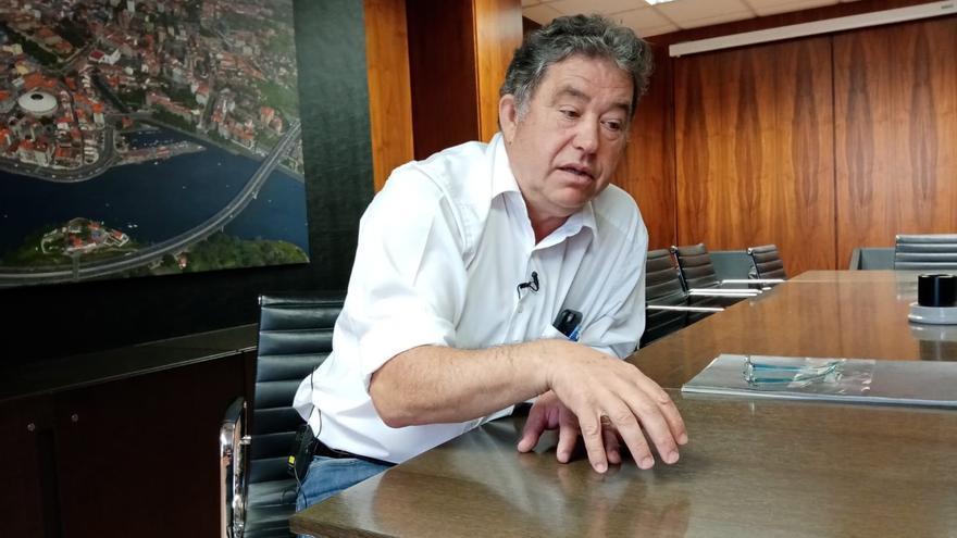 El sueldo de Lores, el más alto de los alcaldes gallegos