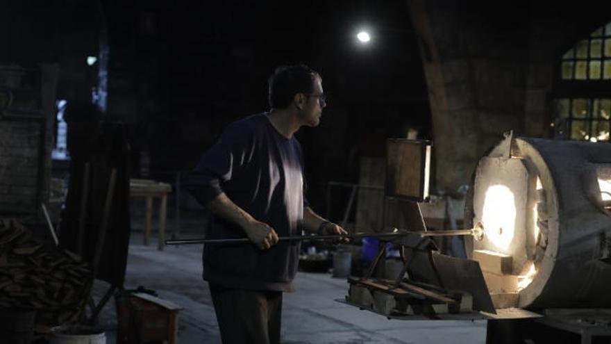 La técnica del vidrio soplado, Patrimonio Cultural Inmaterial