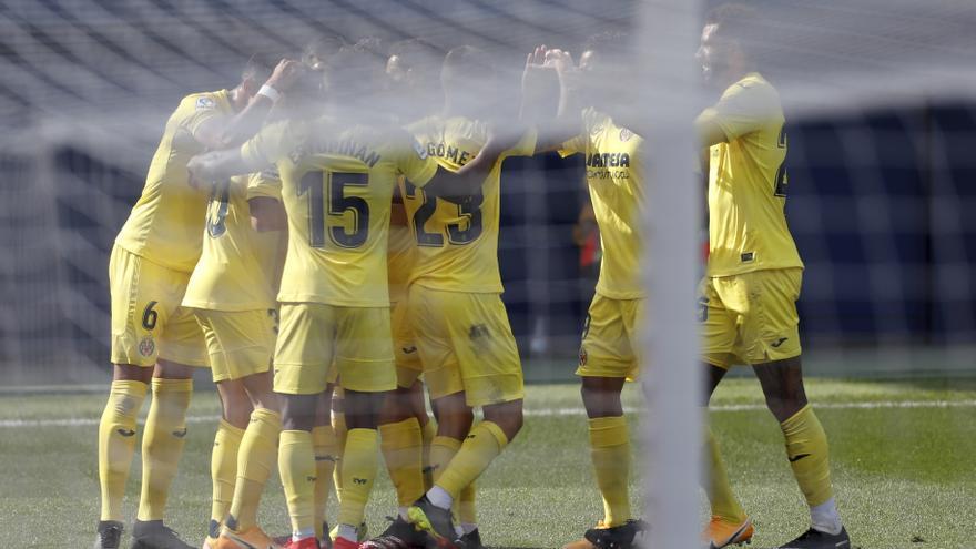 El Villarreal derrota el antifútbol del Getafe con un golazo de Yeremi (1-0)