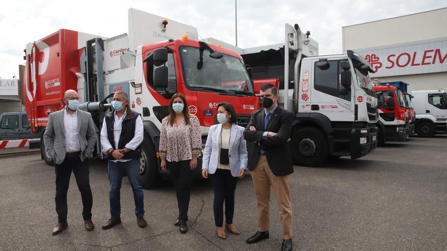 Solemccor invirtió 3 millones de euros en inserción laboral y dio trabajo a 111 personas en Córdoba