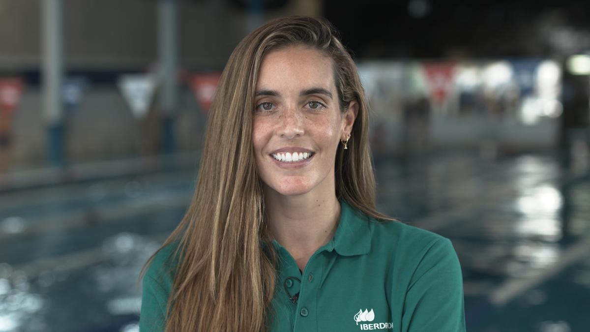 La medallista olímpica Ona Carbonell