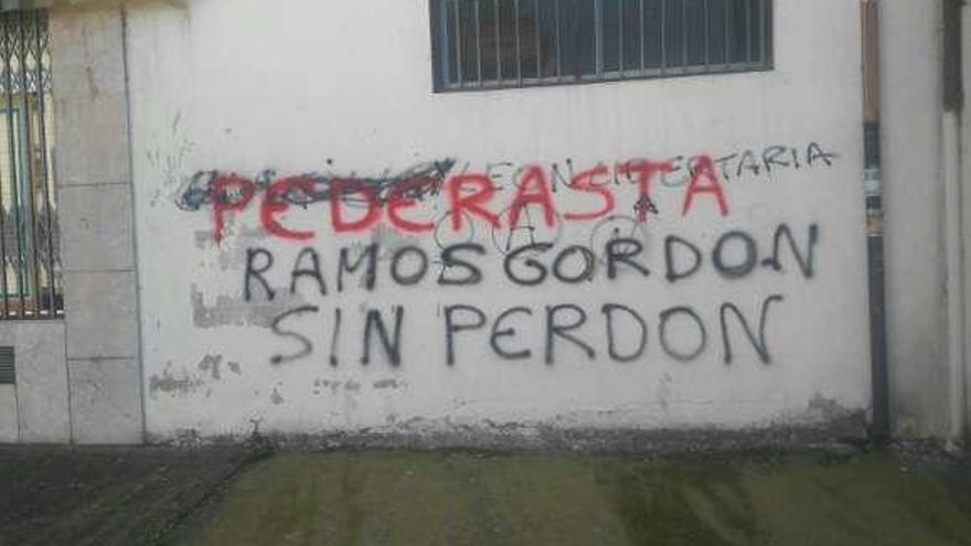 La víctima de Ramos Gordón lleva su caso de abusos al Congreso