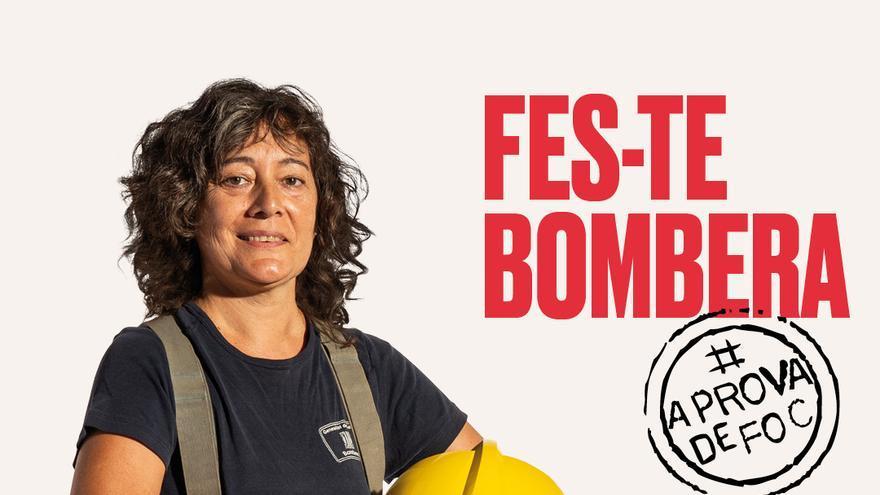 La darrera convocatòria d'accés al cos de Bombers assoleix una xifra rècord de 422 dones