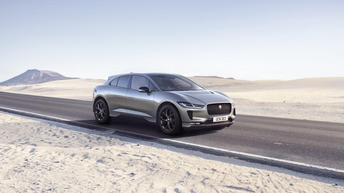 Jaguar I-Pace Black: una edición especial con más equipamiento para el SUV eléctrico británico