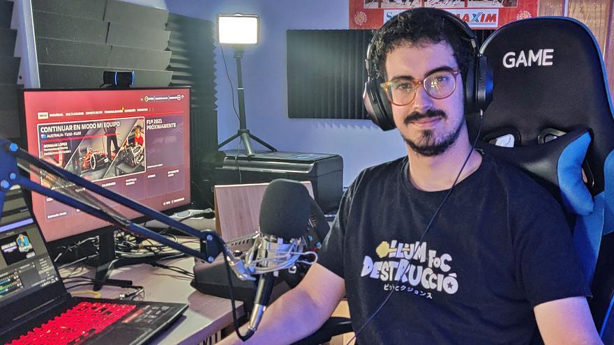 Norman López, comunicador i streamer