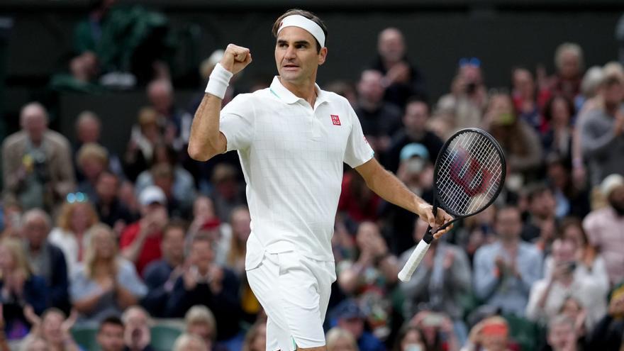 Federer puede superar un récord de Nadal