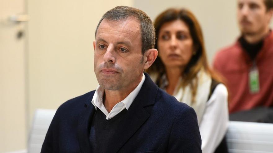 Rosell demana la llibertat mentre duri el judici a canvi del seu patrimoni com a fiança