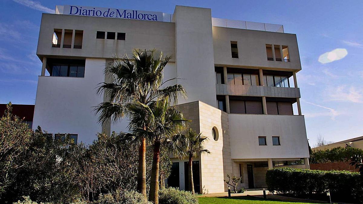 Diario de Mallorca cuenta con una instalación fotovoltaica que permite una mayor eficiencia energética.  | LORENZO