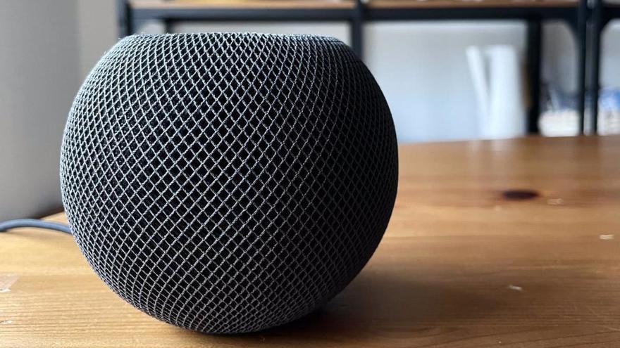 Apple entra en el 'todo a cien' con su nuevo HomePod Mini