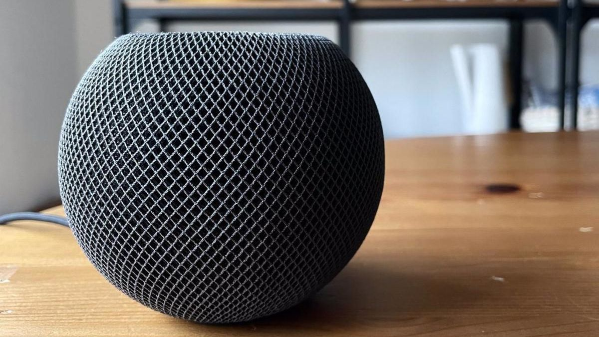 HomePod Mini.