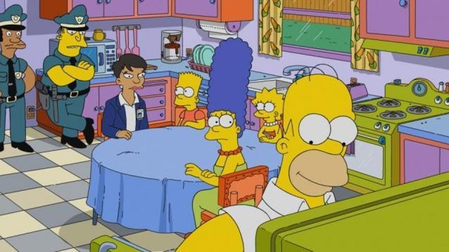 Disney + emetrà la temporada 31 de la sèrie «Los Simpson»