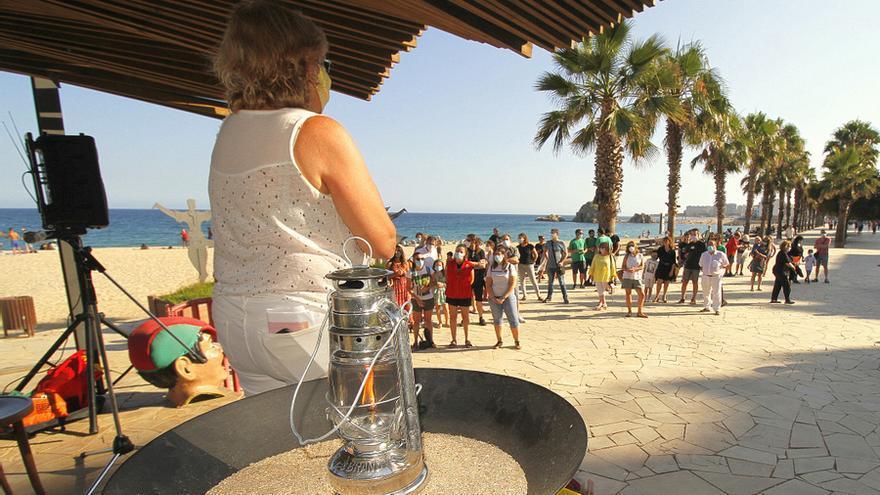 Blanes recupera la tradicional Revetlla de Sant Joan amb una Festa Popular al Passeig de Mar