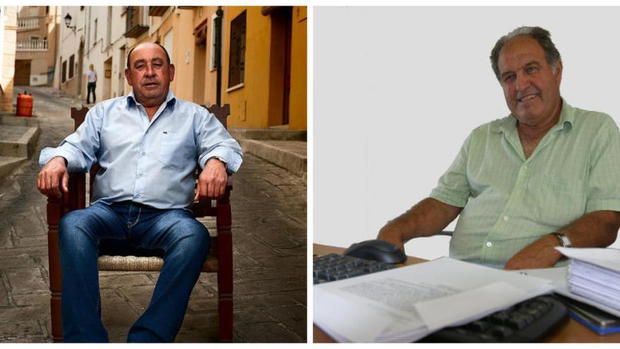 Dos alcaldes valencianos repiten como cabeza de lista desde hace más de 40 años